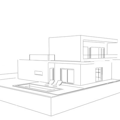 Habitação Unifamiliar - Porches