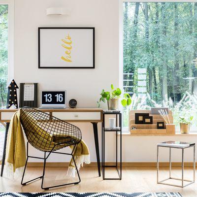 6 ideias para organizar o home office
