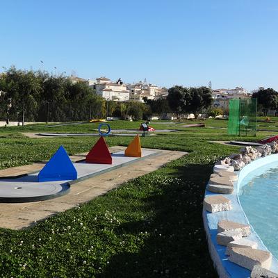 Minigolfe Hotel Paraíso de Albufeira