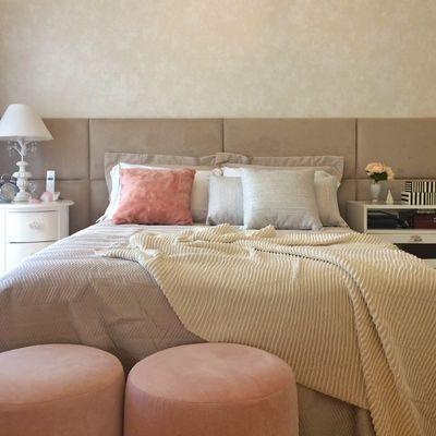 ideia para cabeceira de cama