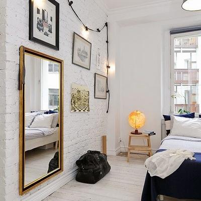 Ilumine o seu quarto com amor
