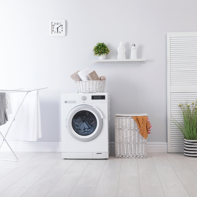Como cuidar da roupa e da máquina de lavar