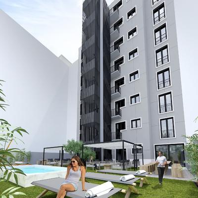 Residência de Estudantes / Hostel - Lisboa