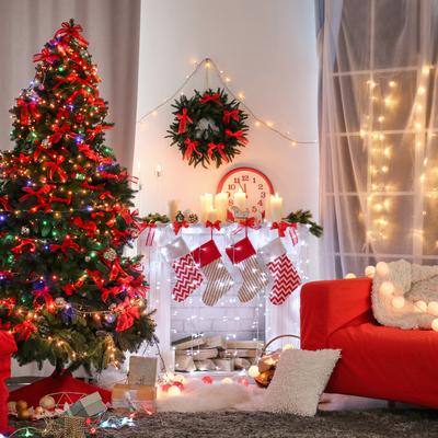 Como poupar na decoração de Natal