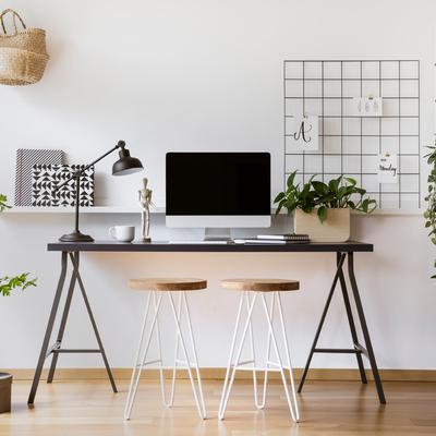 5 Dicas para decorar o teu escritório doméstico