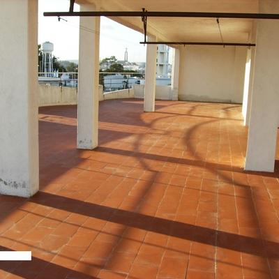 Impermeabilização da Cobertura do Edifício em Mosaico - Almada