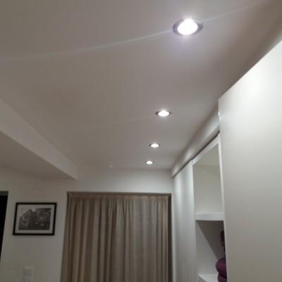 Instalação de iluminação Led