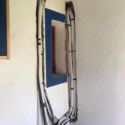 Instalação Ar Condicionado Residência Unifamiliar