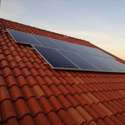 instalar paines solares