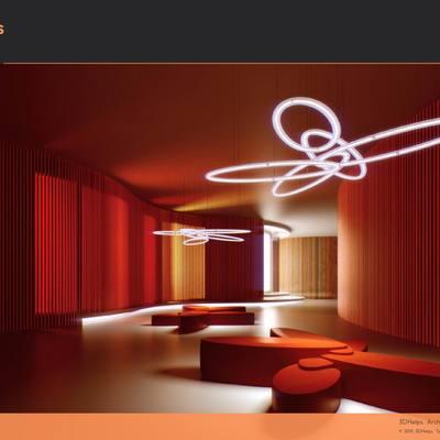Interior expositivo