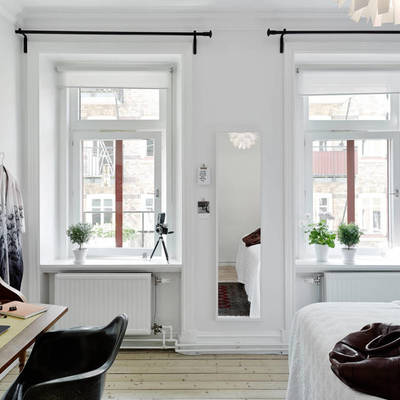 isolar janelas
