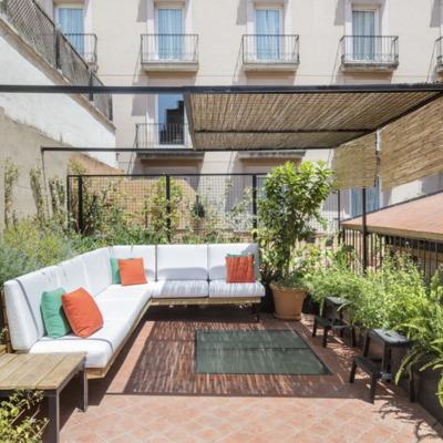 Inspire-se com os 6 jardins e pátios mais bonitos da plataforma
