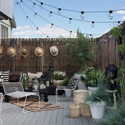 8 terraços que vai querer ter