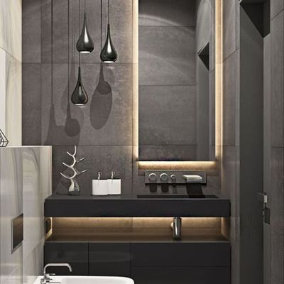 luz casa de banho