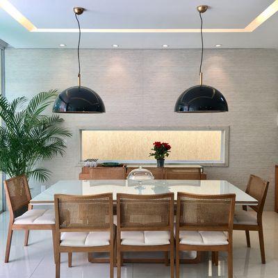 12 conselhos a seguir para a decoração perfeita da sala de jantar