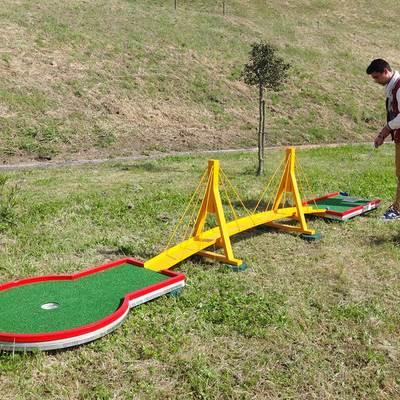 Minigolfe Parque Aventura da Lipor