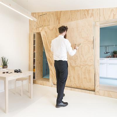 Mobiliário integrado