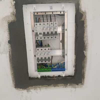 Substituiçao quadro eletrico