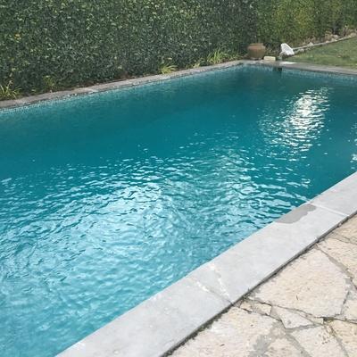 Remodelação de piscina
