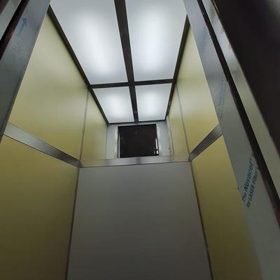Remodelação de interior de Cabina - Efacec