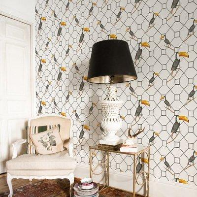 Revestimentos de paredes que vão modernizar a sua sala de estar