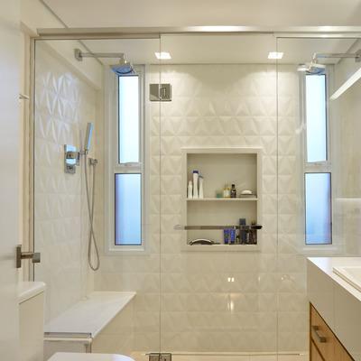 6 ideias fáceis e económicas para renovar uma casa de banho de aluguer
