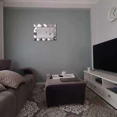 Pintura Interior de Casa