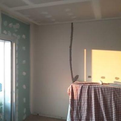 Remodelação_paredes e tectos