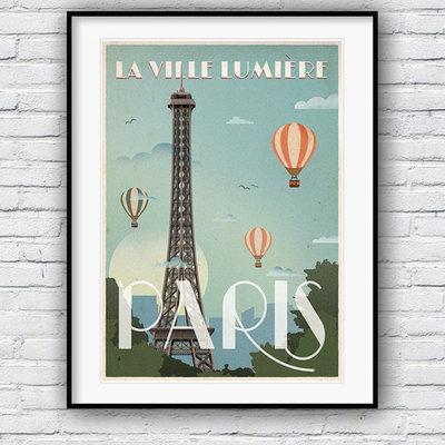10 quadros que decoram, por menos de 50 euros
