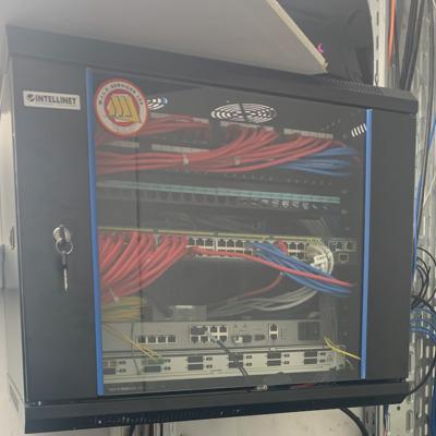 Revitalização no cabeamento estruturado de Rede informatica