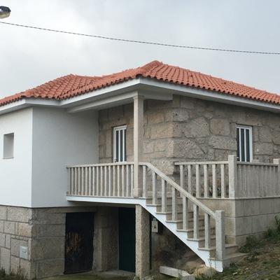 reconstrução de habitação