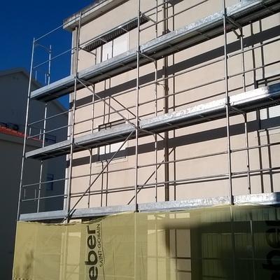 Remodelação de prédios