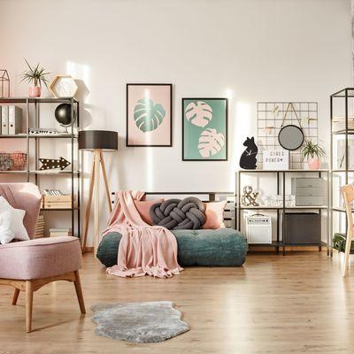 Seis ideias de cores para a sua casa em 2020