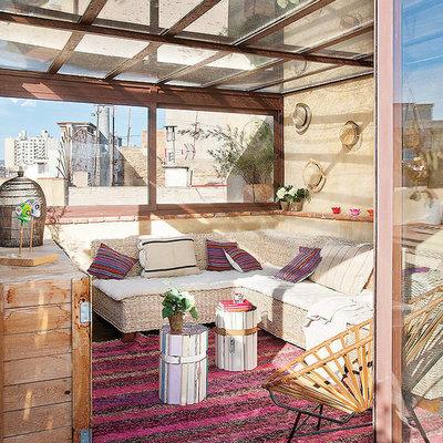 10 terraços envidraçados