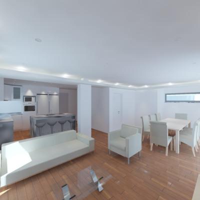Reconversão Apartamento - Queijas