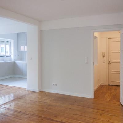 Remodelação Apartamento | Av. Roma - Lisboa
