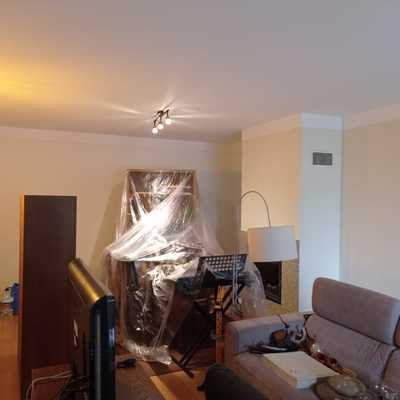 Pintura  do apartamento T3
