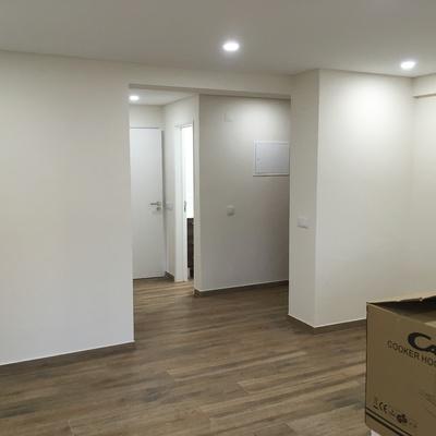 Reabilitação total de apartamento