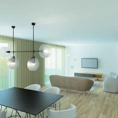 Projeto 3D para promoção Imobiliária