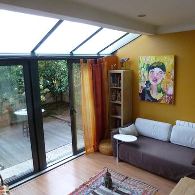 Reabilitação com Ampliação - Apartamento no Bairro Azul, Lisboa
