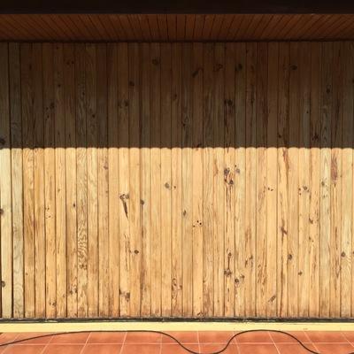 Restauro e limpeza total da madeira da casa