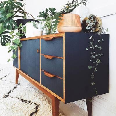 Um ar novo aos seus velhos móveis