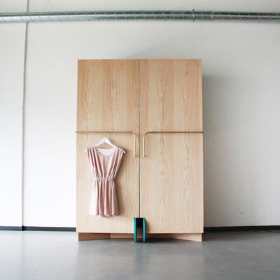 Um armário de projeto