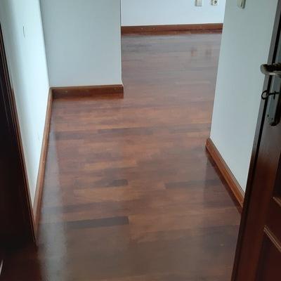 Limpezas , desinfeção de interiores e envernizamento de soalhos
