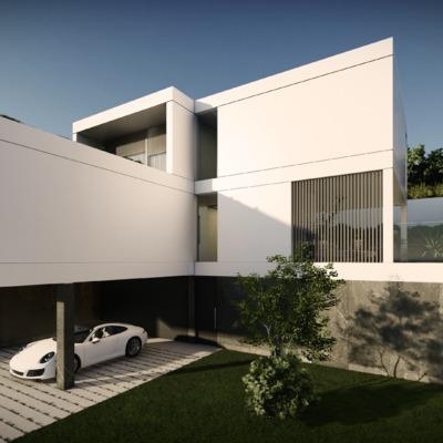 Villa D'Este frente