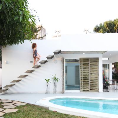 Hexagon Villa: Projeto para um jovem casal de quase 30 anos