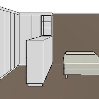 Projeto Mobiliário por medida