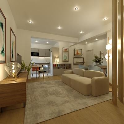 Remodelação Apartamento São Paulo | Oeiras
