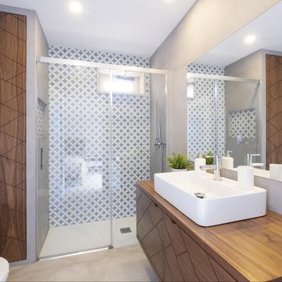 WC da Suite Execução