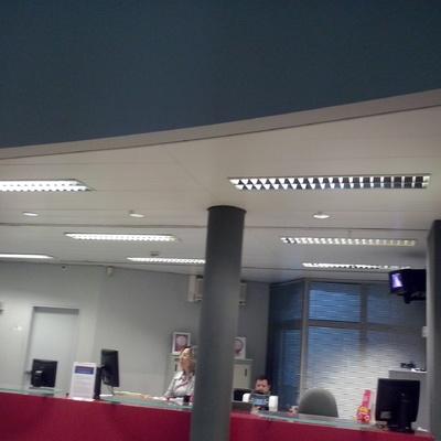 Projecto na área da Banca